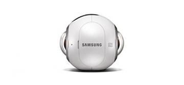 Samsung Gear 360 Kamera Test