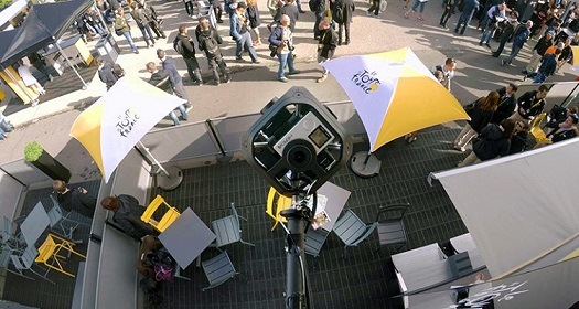 ▻ Das GoPro 360 Grad Kamera Rig - Omni Rig mit 6 Actioncams verbinden