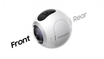 Vellidte Samsung Gear 360 Kamera Test - 360GradKamera.de ZY-58
