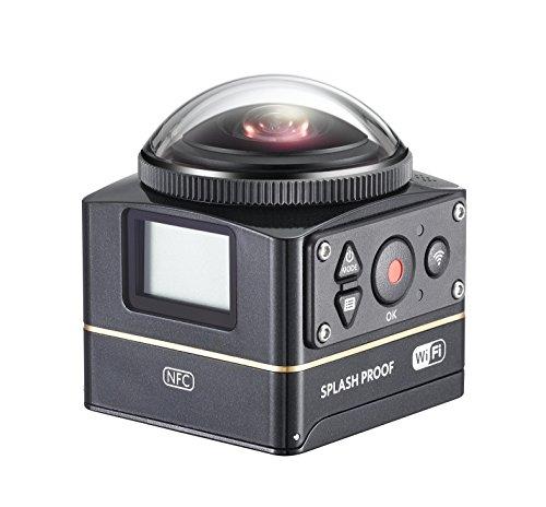 Kodak Pixpro SP360 4K Test