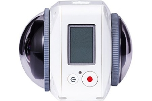 360 kamera kodak 4k vr