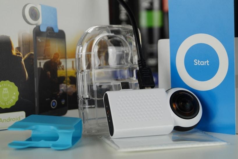 Giroptic IO 360 Grad Kamera Test
